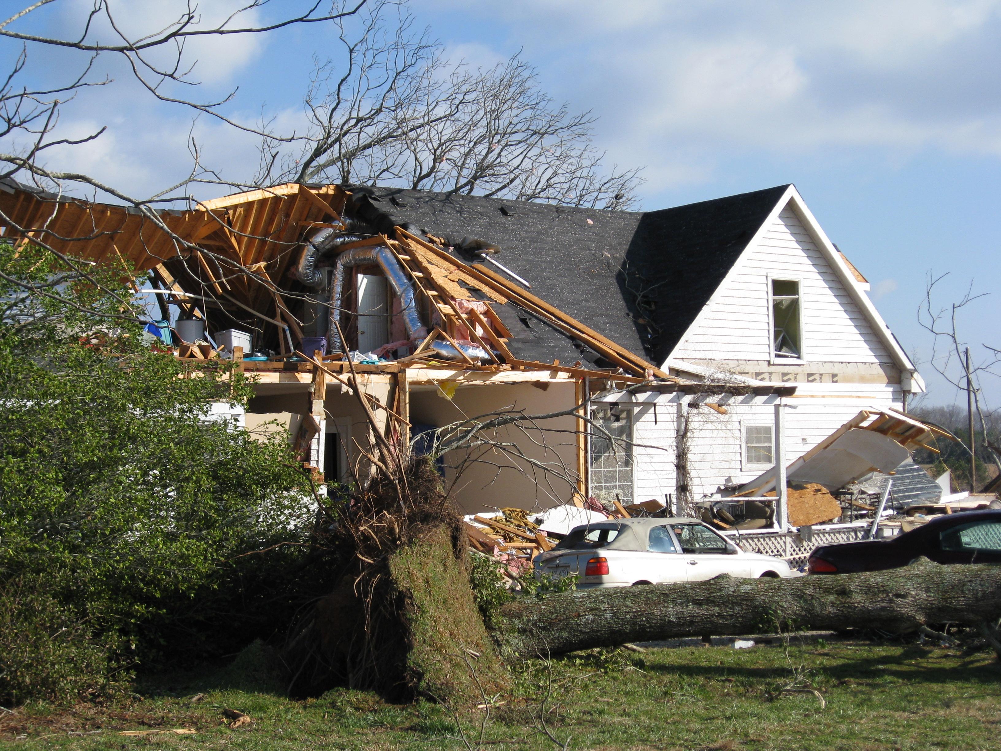 house-damage